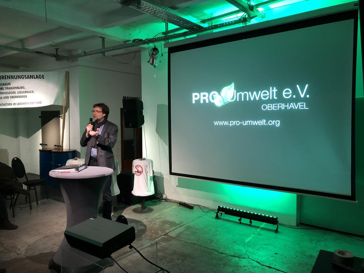 1 Jahr PRO-Umwelt e.V. Oberhavel
